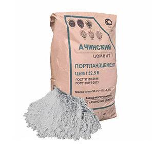Цемент, вяжущие и сыпучие материалы
